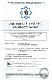 agrement-tehnic